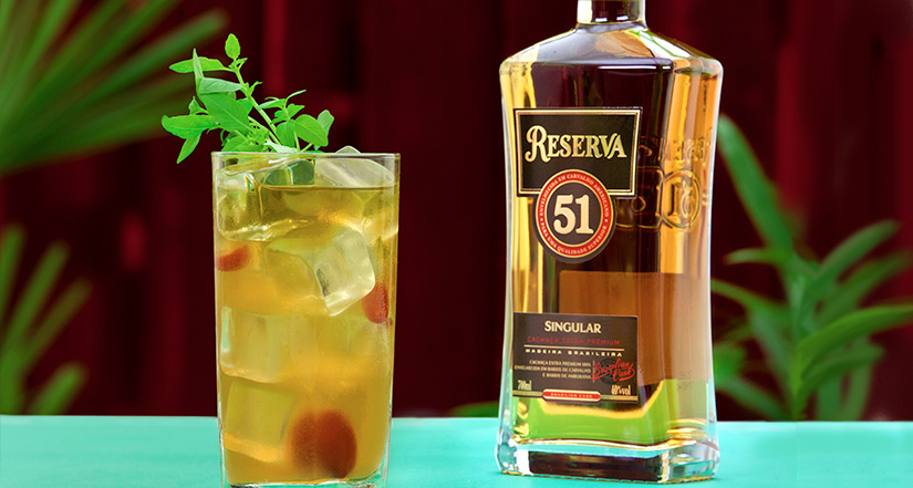 Reserva 51 #ASuaManeira: Drink Only You